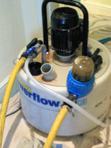 power flushing london